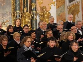 """Bild: Justin Heinrich Knecht (1752-1817) """"MAGNIFICAT"""" - Joseph Haydn (1732-1809) """"TROMPETENKONZERT"""""""