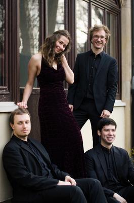 Holzhausenkonzerte - Konzert mit dem Eliot Quartett
