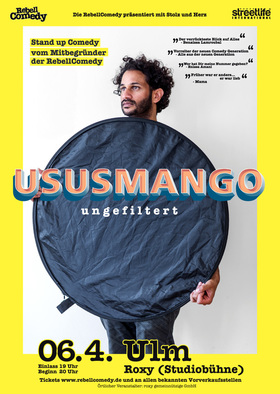 Bild: Ususmango - Ungefiltert