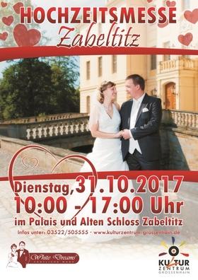 Bild: Zabeltitzer Hochzeitsmesse - im Palais und Alten Schloss