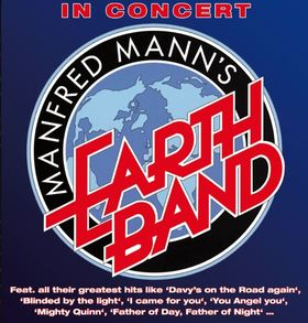 Bild: Manfred Mann´s Earth Band - Tour 2018