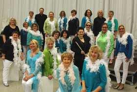 Bild: Örötuledö - Bella Donna und Band