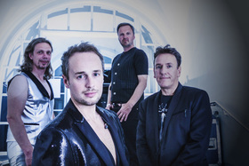 Bild: MIND2MODE - Europas einzige Simple Minds, U2 & Depeche Mode Tribute Show
