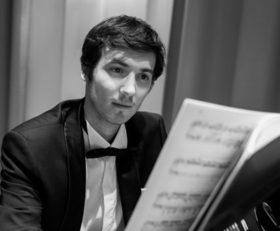 Bild: W. A. Mozart; M. Ravel - Sebastian Salvaterra Piano Recital