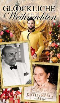 Bild: Glööckliche Weihnachten - mit Harald Glööckler, Kathy Kelly und Jay Alexander