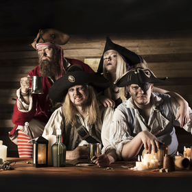 Mr. Hurley & Die Pulveraffen - LEVIATHAN - Tour 2020