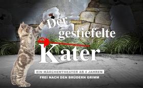 Bild: Der gestiefelte Kater - Frei nach den Brüdern Grimm