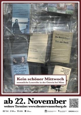 Bild: Kein schöner Mittwoch - Lesereihe/Jerusalem von Moses Mendelssohn