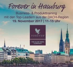 Bild: Forever Geschäfts- und Produktpräsentation in Hamburg - Geschäftspräsentation mit weltweiter Nr. 1 Rolf Kipp