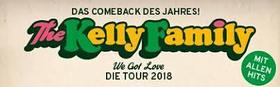 Bild: THE KELLY FAMILY - We Got Love - Open Air 2018 | Zusatztermin
