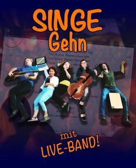 Bild: Singe Gehn - mit euch und der Band der Musikschule Piccolo