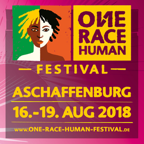 Bild: 21. ONE RACE… HUMAN! - Festival - 4-Tages-Ticket