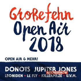 Bild: Großefehn Open Air 2018 - Open Air & Mehr!