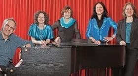 Bild: Take Five - Voices & Piano – das fränkische Vokalquintett