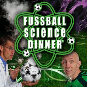 Bild: Das Fußball Science Dinner - Ein Fußballabend für Feinschmecker mit den PHYSIKANTEN & CO.