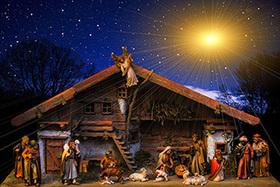Bild: Die Weihnachtsgeschichte