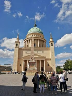 Bild: Hinter den Kulissen – Führung durch das Rathaus Potsdam und die Nauener Vorstadt