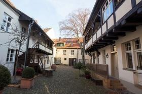 Bild: Potsdamer Hinterhöfe - Anekdoten und Geschichten