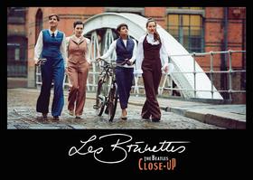 Bild: Les Brünettes - The Beatles Close-Up - The female way of a cappella