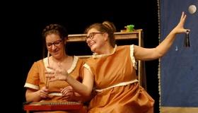 Bild: Tante Hilde - Ein Äktschn-Konzert zum Tanzen und Träumen für Kinder ab 4 und Große