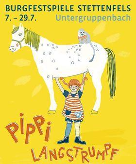 Bild: Pippi Langstrumpf - Burgfestspiele Stettenfels