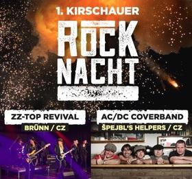 Bild: Kirschauer Rocknacht - ZZ TOP und ACDC Revival Konzert - präsentiert von der Schirgiswalder Kultur GbR