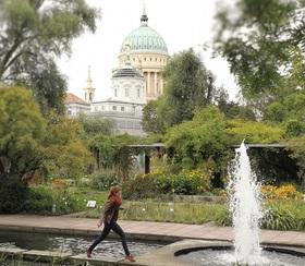 Bild: Vom Garten zur Insel - Rundgang entlang der Havelpromenade