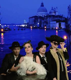 Bild: From Italy with Love  / konzertant - mit Stefanie Verkerk, Nicole Haas, Martin Schurr und Andreas Binder