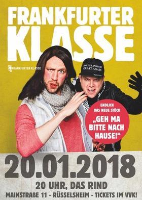 """Bild: Frankfurter Klasse – """"Geh ma bitte nach Hause!"""""""