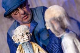 Bild: Der Hundertjährige, der aus dem Fenster ... - Theatrium Dresden