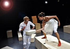 Bild: Tanz Trommel (6+ / 60 min.) - Schauburg / Theater für junges Publikum, München