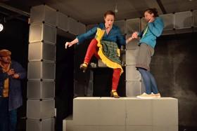 Bild: 35 Kilo Hoffnung (10+ / 70 min.) - Theater Schloss Maßbach