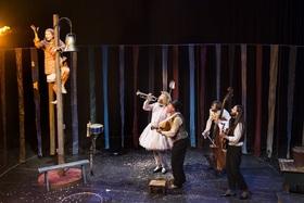 Bild: Kaschtanka (6+ / 60 min.) - Theater Mummpitz, Nürnberg