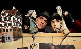 Bild: Oskar und das Geheimnis der verschwundenen Kinder (7+ / 55 min.) - Theater Salz+Pfeffer, Nürnberg
