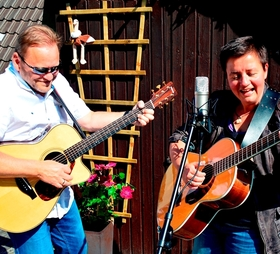Bild: Klampfisk - Singer-Songwriter Duo aus Würzburg
