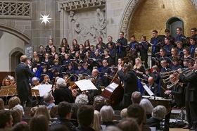Bild: Benjamin Britten - Ceremony of Carols - Cantus Juvenum Adventskonzert