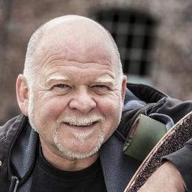 Bild: Bernd Gieseking | Früher hab ich nur mein Motorrad gepflegt