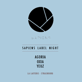 Bild: Sapiens Label Night with Agoria + Oxia  + Yeuz  - (23h45)