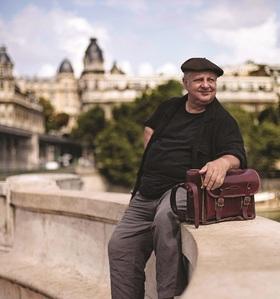 Bild: Vincent Klink - Ein Bauch spaziert durch Paris