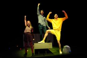 Bild: Shut up! - Theater Pforzheim