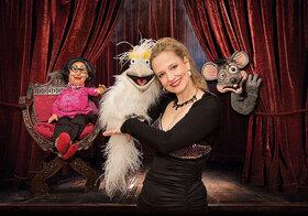 Bild: Gastspiel: Murzarellas Music-Puppet-Show - Mit Sabine Murza