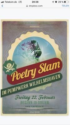 Bild: 4. Kiwanis Poetry-Slam - Pumpwerk