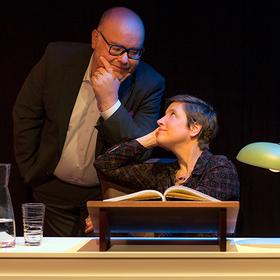 Bild: Love Letters - Sandkorn-Theater Karlsruhe