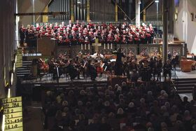 Bild: Felix Mendelssohn Bartholdy: Paulus - Oratorium für Soli, Chor und Orchester