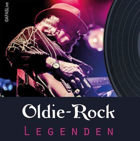 Oldie-Rock-Legenden - The Lords & The Rattles & CCR – CREEDENCE CLEARWATER REVIVED – feat. J. Guitar Williamson