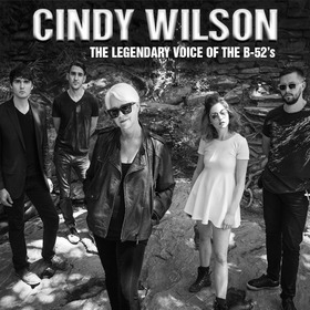 Bild: CINDY WILSON of The B-52s