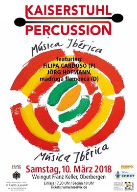 Bild: Kaiserstuhl Percussion - Música Ibérica