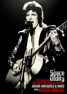 Bild: SPACE ODDITY - Jakob Hansonis Band play the songs of DAVID BOWIE