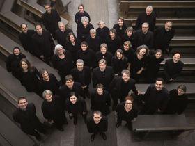 Bild: Amadeuschor - Bach: Komm, Jesu, komm, Rheinberger: Cantus Missae u.a.