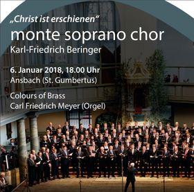 Bild: Monte Soprano Chor